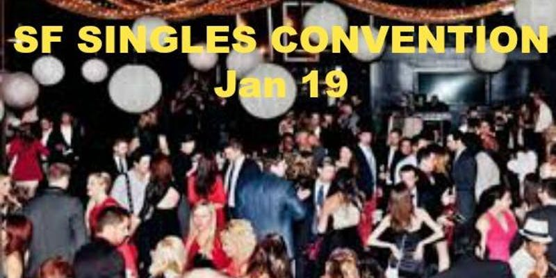 San Francisco Singles Convention banner