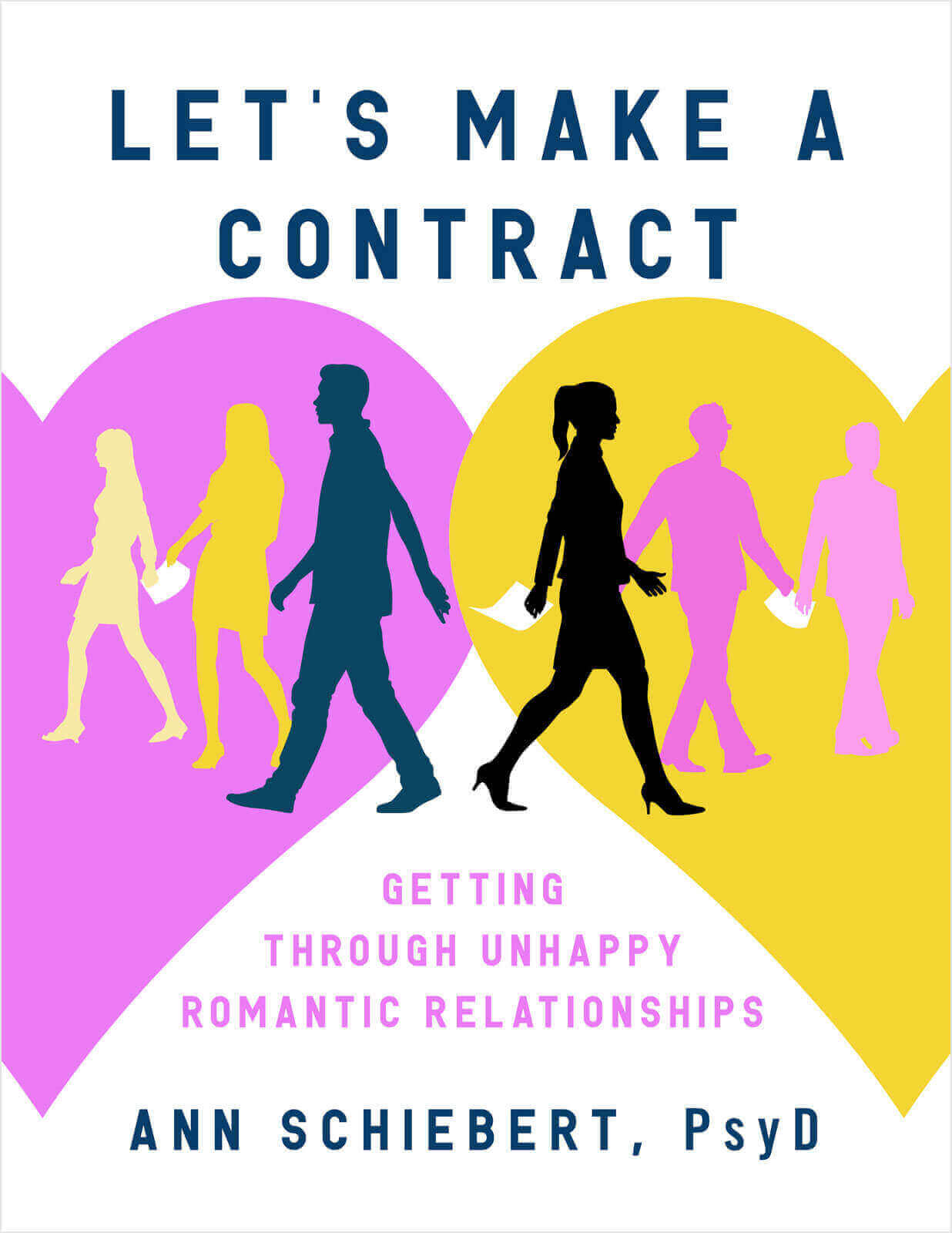 Let's Make a Contract Book Cover Vol 3