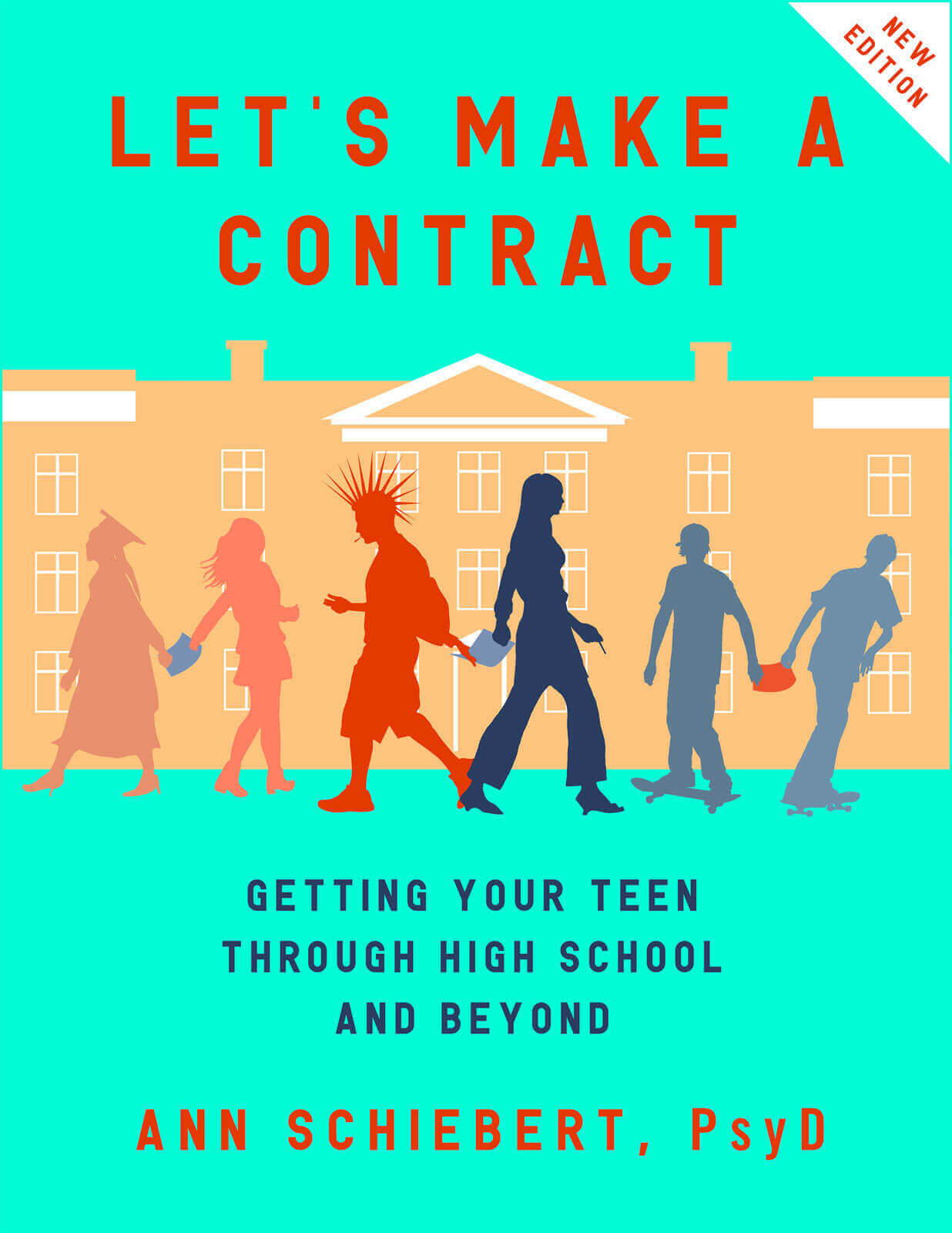 Let's Make A Contract Book Cover Vol 1