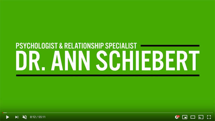 Dr Ann Schiebert Interview